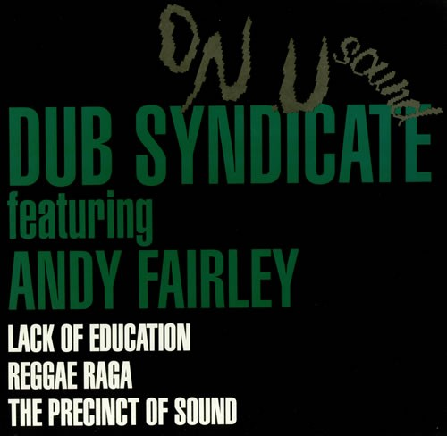 Dub Syndicate Featuring  Andy Fairley : Lack Of Education | Maxi / 10inch / 12inch  |  UK