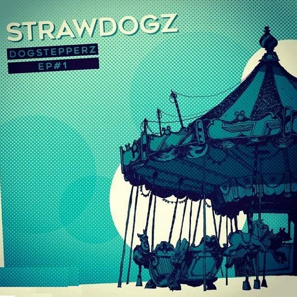 Strawdogz Ft Pupa Jim : The Sticks | Maxi / 10inch / 12inch  |  UK