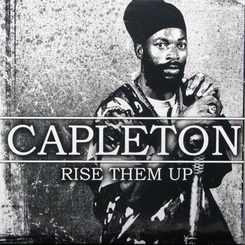 Capleton : Rise Them Up | LP / 33T  |  Dancehall / Nu-roots
