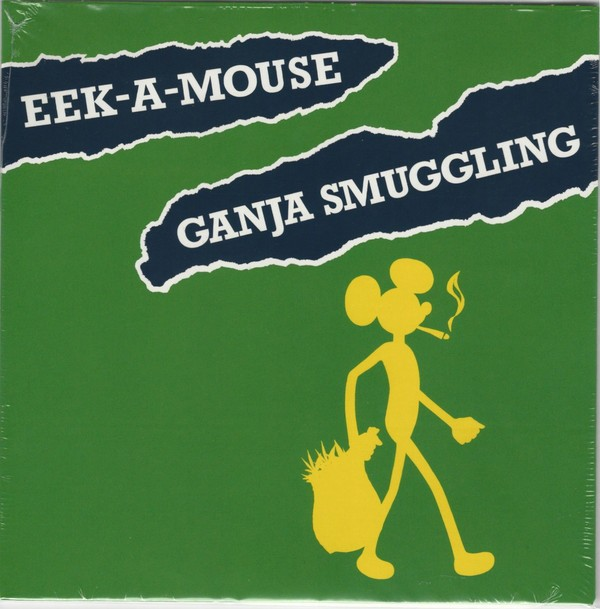 Eek-a-mouse : Ganja Smuggling   Single / 7inch / 45T     Oldies / Classics