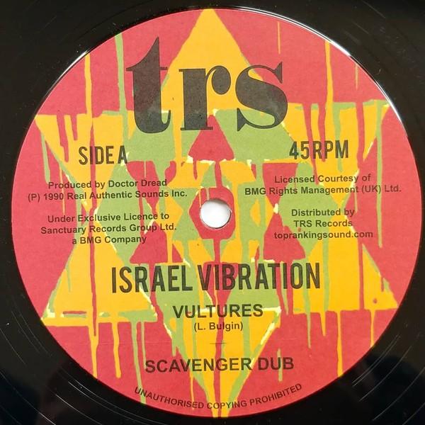 Israel Vibration : Vultures