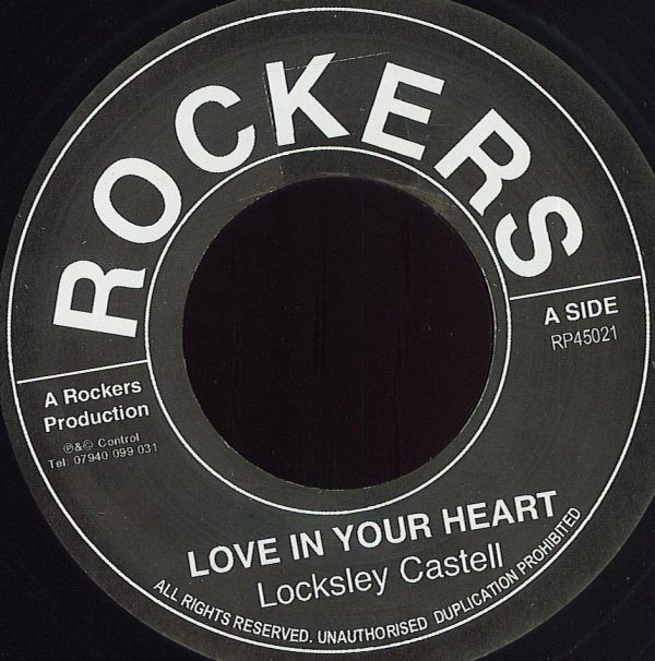 Lacksley Castell : Love In Your Heart