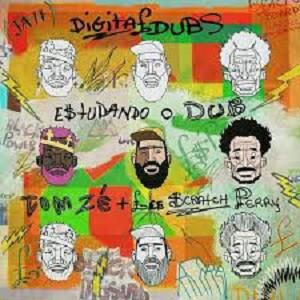 Lee Lee Perry, Digital Dubs, Tom Zé : Estudando O Dub | Single / 7inch / 45T  |  UK