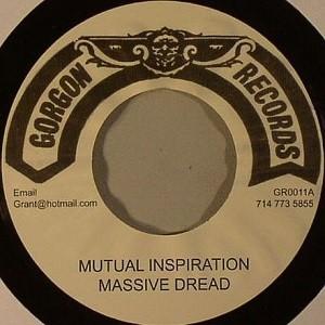 Massive Dread : Mutual Inspiration | Single / 7inch / 45T  |  Oldies / Classics