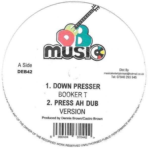 Booker T : Down Presser