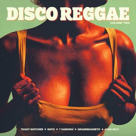Various : Disco Reggae Vol 2 | CD  |  Dancehall / Nu-roots