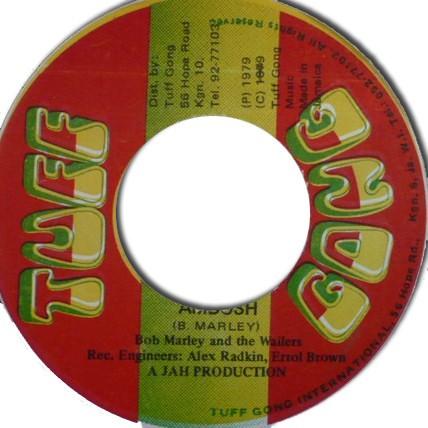Bob Marley & The Wailers : Ambush | Single / 7inch / 45T  |  Oldies / Classics