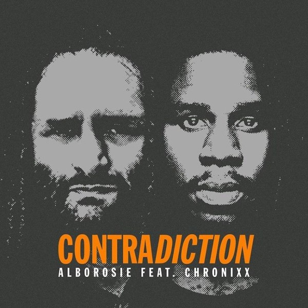 Alborosie Feat. Chronixx : Contradiction | Single / 7inch / 45T  |  Dancehall / Nu-roots