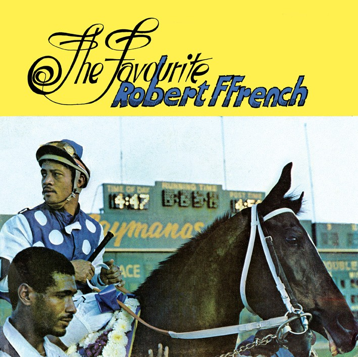 Robert Ffrench : The Favourite | LP / 33T  |  Oldies / Classics