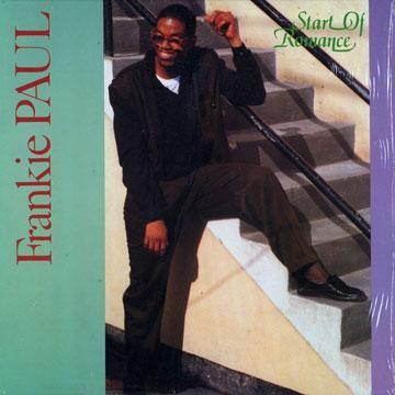 Frankie Paul : Start Of Romance   LP / 33T     Dancehall / Nu-roots