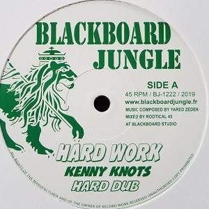 Kenny Knotts : Hard Work | Maxi / 10inch / 12inch  |  UK