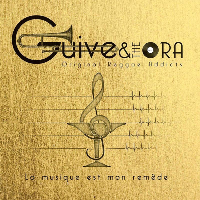 Guive : La Musique Est Mon Remede | LP / 33T  |  Dancehall / Nu-roots