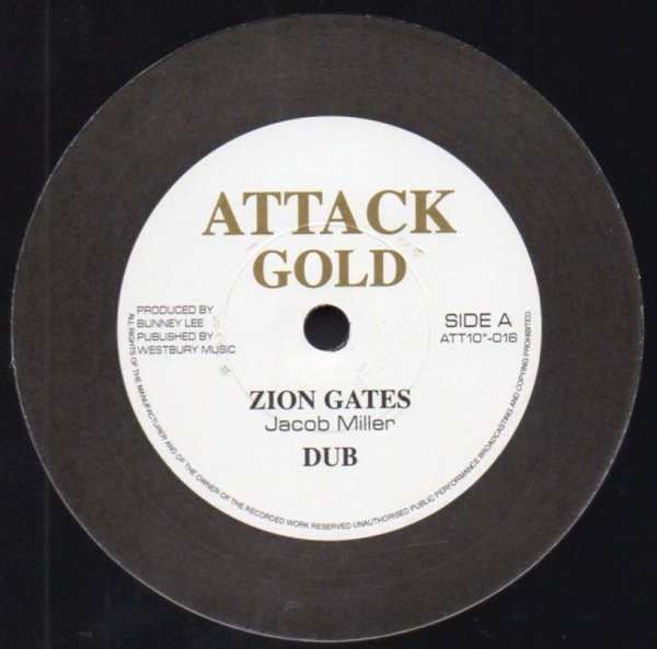 Johnny Clarke : Enter His Gates | Maxi / 10inch / 12inch  |  Oldies / Classics