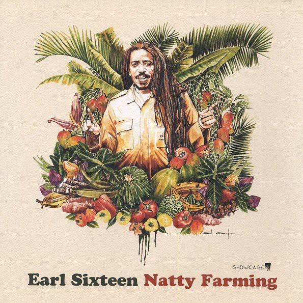 Earl Sixteen : Natty Farming   LP / 33T     Dancehall / Nu-roots