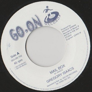 Gregory Isaacs : Mail Box | Single / 7inch / 45T  |  UK