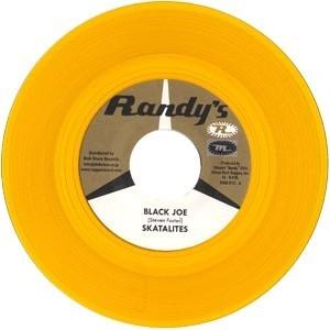 The Skatalites : Black Joe   Single / 7inch / 45T     Oldies / Classics