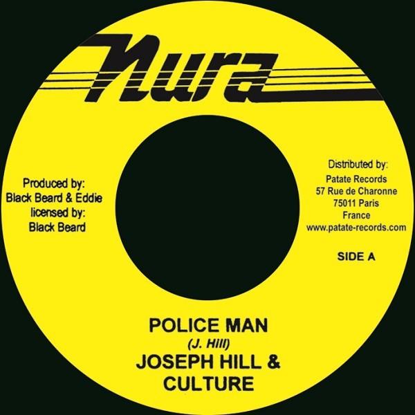 Joseph Hill & Culture : Police Man