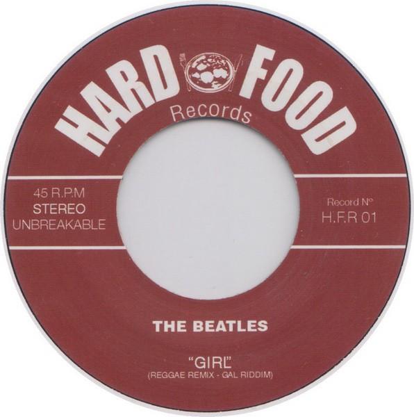 The Beatles : Girl   Single / 7inch / 45T     Mash Ups / Remixs
