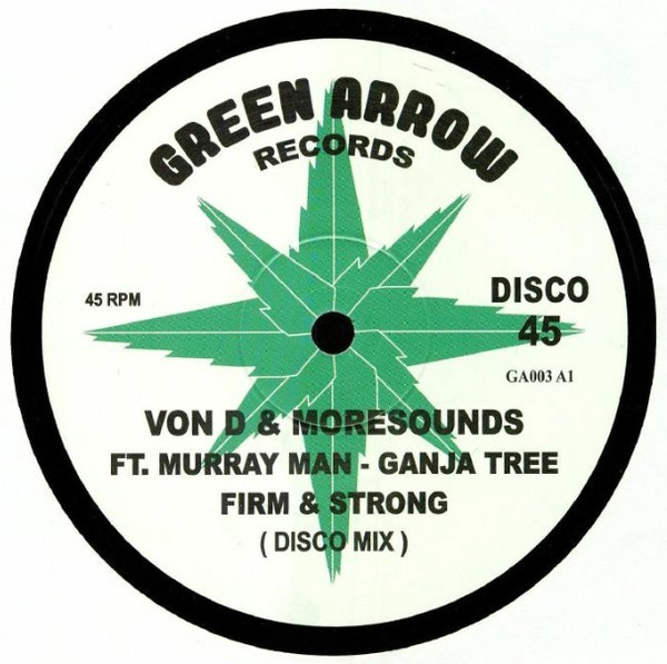 MORESOUNDS & Von D Ft. Murray Man : Firm & Strong | Maxi / 10inch / 12inch  |  UK