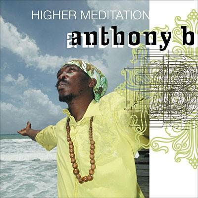 Anthony B : Higher Meditation | LP / 33T  |  Dancehall / Nu-roots