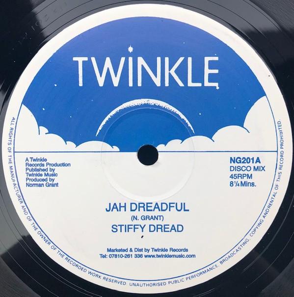 Stiffy Dread : Jah Dreadful   Maxi / 10inch / 12inch     Oldies / Classics