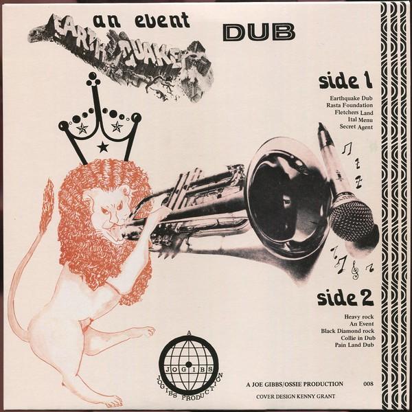 The Revolutionaries : Earthquake Dub | LP / 33T  |  Oldies / Classics