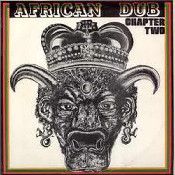 Joe Gibbs & The Profesionals : African Dub All-mighty Chapter Two | LP / 33T  |  Dub