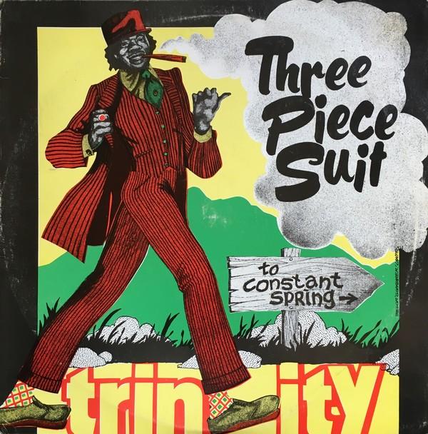 Trinity : Three Piece Suit | LP / 33T  |  Oldies / Classics