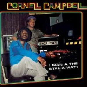 Cornell Campbell : I Man A The Sta-A-Watt | LP / 33T  |  Oldies / Classics