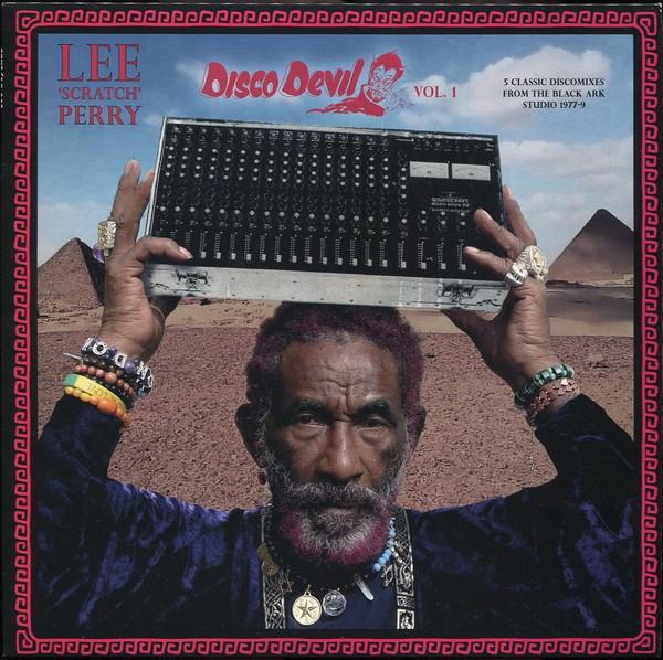 Lee Perry : Disco Devil Vol. 1  (5 More Classic Discomixes From The Black Ark Studio 1977-9) | LP / 33T  |  Oldies / Classics