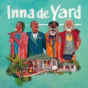 Ken Boothe, Cedric Myton, Winston McAnuff et Kiddus I : Inna De Yard | CD  |  Dancehall / Nu-roots