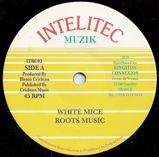 White Mice : Roots Music | Single / 7inch / 45T  |  Oldies / Classics