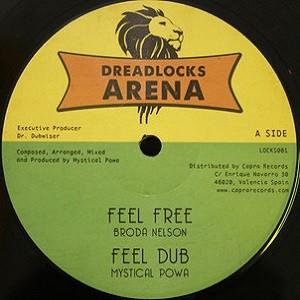 Broda Nelson : Feel Free | Maxi / 10inch / 12inch  |  UK