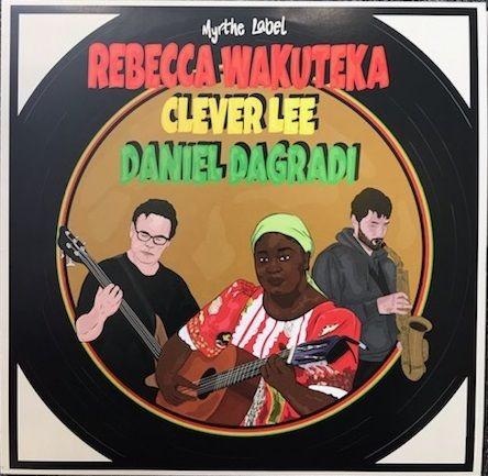 Rebecca Wakuteka , Clever Lee : Free | Maxi / 10inch / 12inch  |  UK