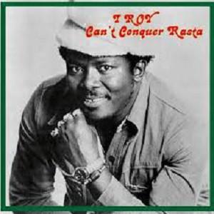 I Roy : Can't Conquer Rasta | CD  |  Oldies / Classics