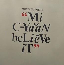 Michael Smith : Mi Cyaan Believe It   LP / 33T     Dancehall / Nu-roots