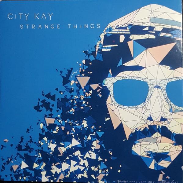 City Kay : Strange Things | LP / 33T  |  Dancehall / Nu-roots