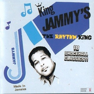 Various : King Jammy's : The Rhythm King | LP / 33T  |  Dancehall / Nu-roots