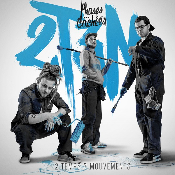 Phases Cachées : 2 Temps 3 Mouvements | CD  |  Dancehall / Nu-roots
