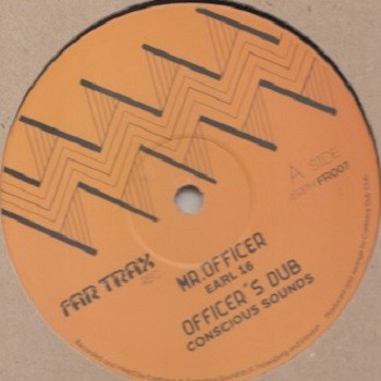 Earl Sixteen : Mr. Officer   Maxi / 10inch / 12inch     UK