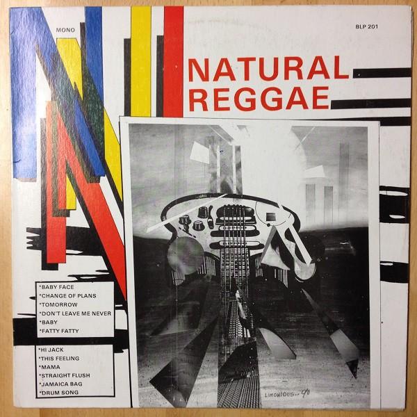 Various : Natural Reggae | LP / 33T  |  Oldies / Classics