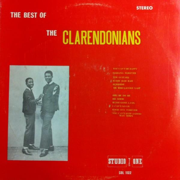 The Clarendonians : The Best Of The Clarendonians | LP / 33T  |  Oldies / Classics