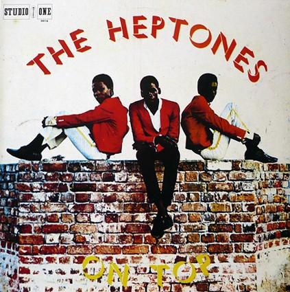 The Heptones : OneTop | LP / 33T  |  Oldies / Classics
