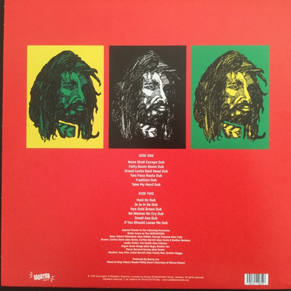 King Tubby : Rasta Dub 76   CD     Oldies / Classics
