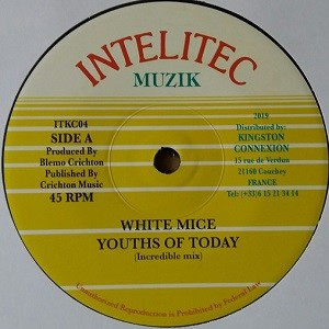 White Mice : Youths Of Today | Single / 7inch / 45T  |  Oldies / Classics