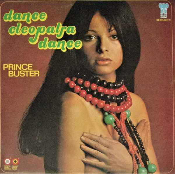 Prince Buster : Dance Cleopatra Dance | LP / 33T  |  Oldies / Classics