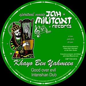 Khayo Ben Yahmeen : Good over evil   Maxi / 10inch / 12inch     UK