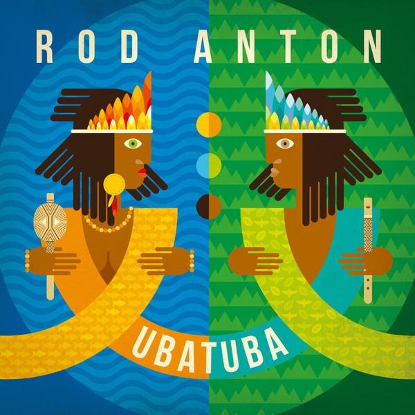 Rod Anton : Ubatuba | LP / 33T  |  FR