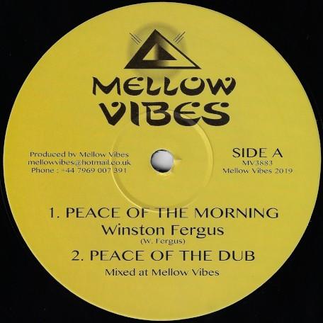Winston Fergus : Peace Of The Morning | Maxi / 10inch / 12inch  |  UK