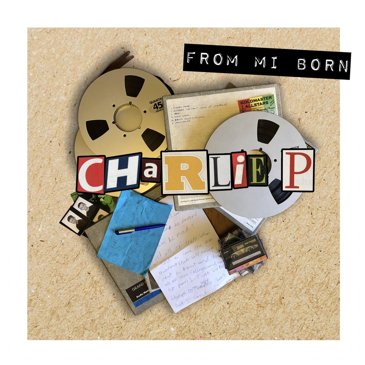 Charlie P : Fom Mi Born | LP / 33T  |  UK